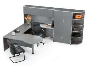 Larger Office