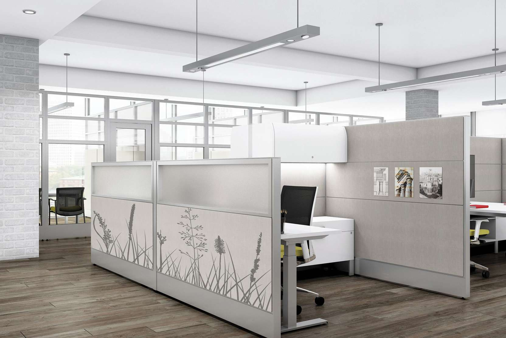 Global contract Panel Cubicles