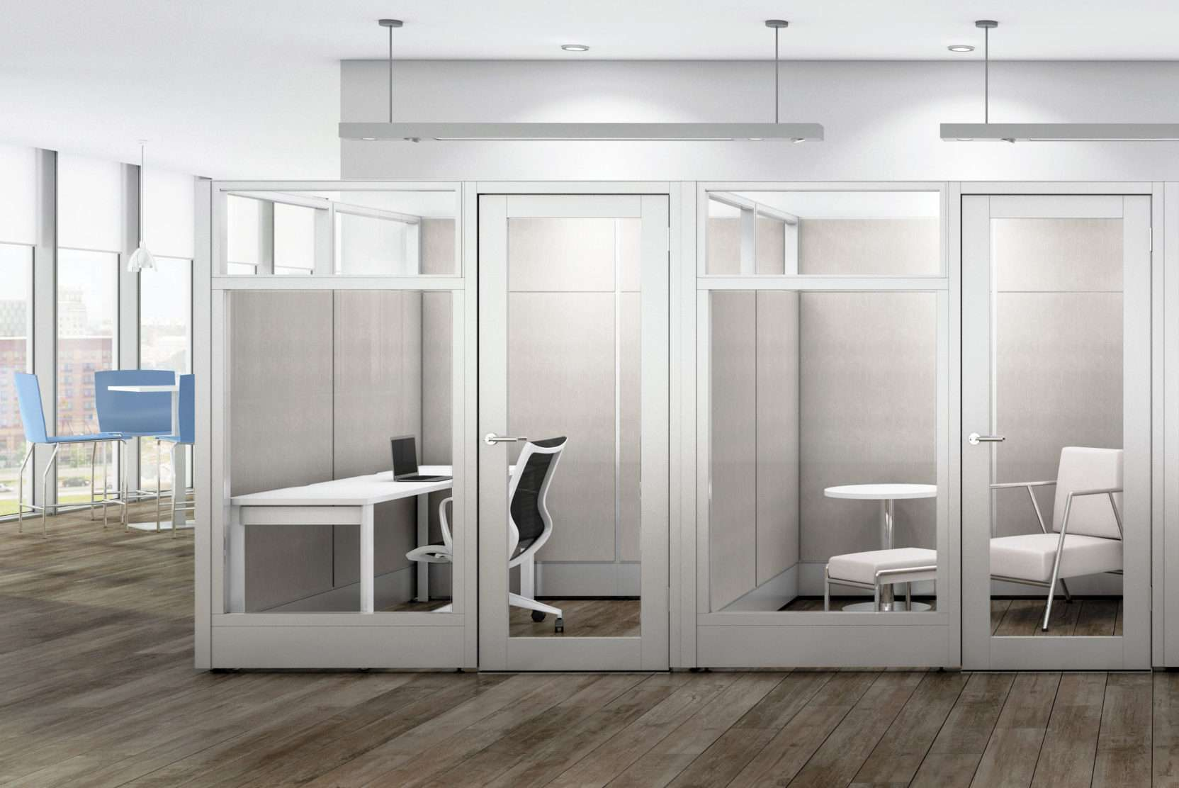 Global contract Panel Offices